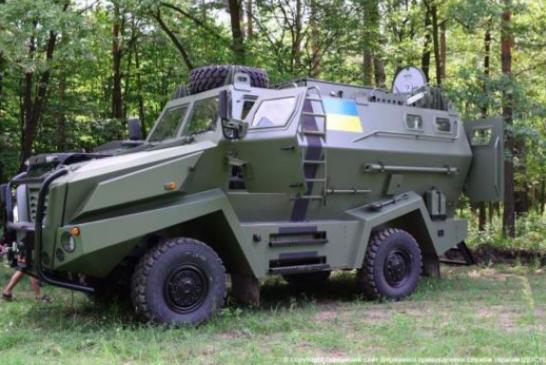 Özel haber;  Türk zırhlı araçları Ukrayna'da test ediliyor (video)