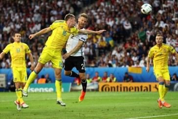 İyi futbol yetmedi; Almanya 2 Ukrayna 0 (video)