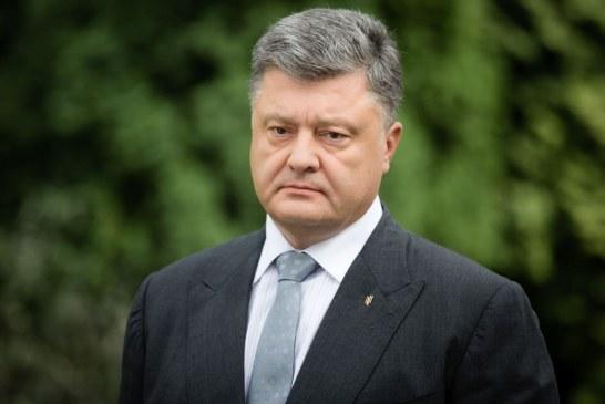 Poroşenko 'Demokrasinin temel prensiplerine saygı gösterilmeli'
