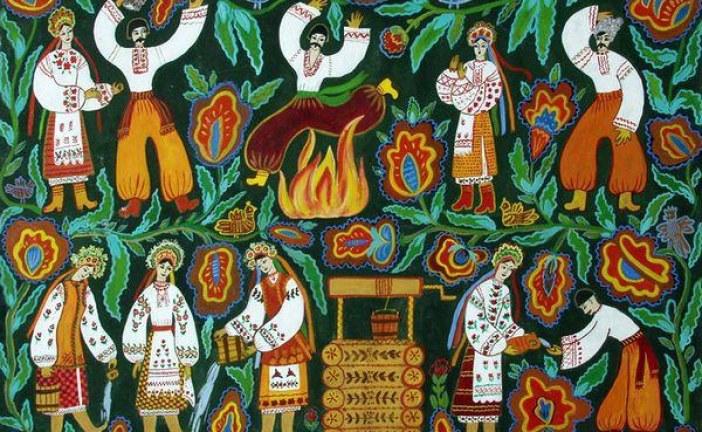 Kiev'de şenlik var, UkrTürk'ten İvana Kupala için öneriler