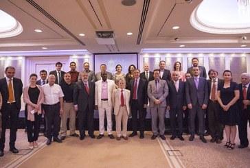 Kırım Tatar Milli Meclisi Kiev'de iftar düzenledi