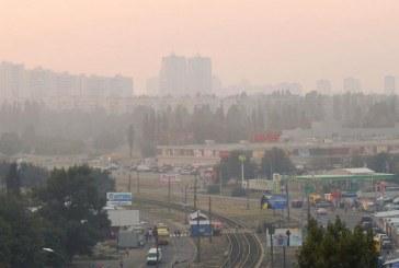 Esmiyor…. Kiev'de hava kirliliği rekor kırdı