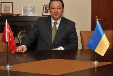 Büyükelçi Korsunsky'den veda yazısı 'Ukrayna'nın tüm dostlarına işbirliği ve destekleri için teşekkürler'