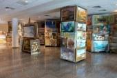 Resim tutkunları buraya; yüzlerce Ukraynalı sanatçının binden fazla eseri satışa çıkıyor