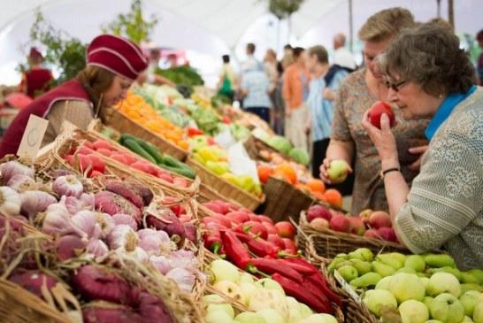 Doğal ürün sevenler buraya, işte Kiev'de hafta sonu kurulacak gıda panayırları