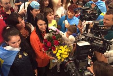 Eurosivion birincisi Jamala İstanbul'da konser verecek