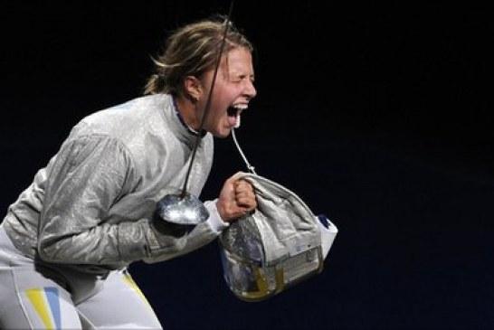Ukrayna olimpiyatlara hızlı başladı, ikinci madalya eskrimden geldi