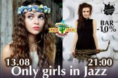 Poco Loco'da jazz gecesi, 'only girls in jazz' bu Cumartesi