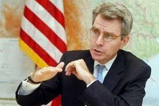 ABD Büyükelçisi; 'rezervler yeterli Ukrayna'nın IMF kredisine ihtiyacı yok'