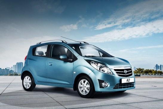 Ukrayna pazarına yeni bir otomobil markası girdi, karşınızda Özbek yapımı Ravon