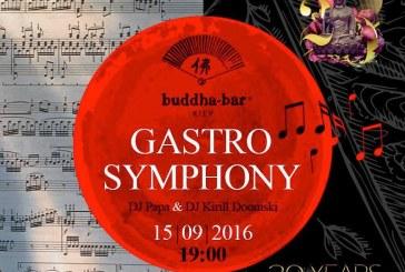 Kiev'de unutulmaz bir gece; klasik müzik ve uzak doğu mutfağı Buddha Bar'ın 20. yılında buluşuyor