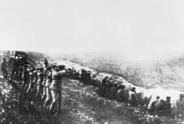 48 saat içinde 33 bin 771 Yahudi Kiev'de katledildi, bugün Babi Yar'ın 78'inci yıl dönümü