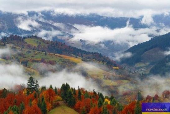 Sonbahar'da bir başka olur Karpatlar, Ukrayna'nın batısından rüya gibi fotoğraflar