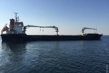 """UNİAN: Бійці """"Альфи"""" штурмували турецьке судно"""