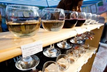 Havalar soğumadan… Şarap festivali Kiev Food and Wine bu hafta sonu