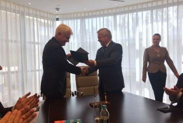 Ticarette yeni ufuklar; DEİK ile Ukrayna Sanayiciler ve İşadamları Birliği arasında işbirliği anlaşması imzalandı