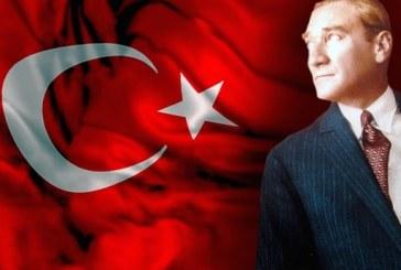 Atatürk ölümünün 81. yıldönümünde Kiev'de anılacak
