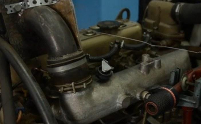 Beş yıllık çalışma sonuç verdi, Ukraynalı bilimadamı biyogazla çalışan dizel motora patent aldı