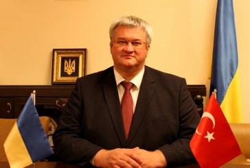 Ukrayna Büyükelçisi Andrii Sybiha; 'Ukrayna ekonomisine Türk yatırımlarını teşvik edeceğiz'