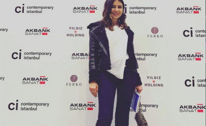 Türkiye ile Ukrayna arasında yeni bir sanat köprüsü, Ukraynalı sanatçı Contemporary Istanbul'da ilgi odağı oldu