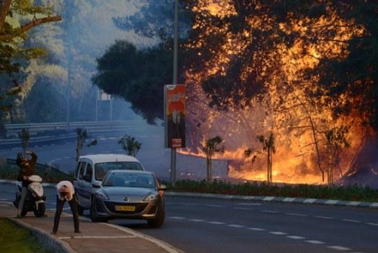 İsrail'deki yangına Ukrayna'dan yardım eli, iki AN – 32 yola çıkıyor