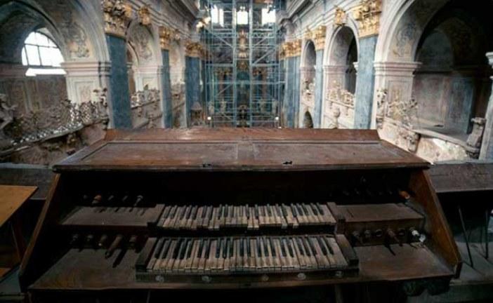 Gezi tutkunlarına öneriler; Lviv antik garnizon tapınağı kapılarını ziyaretçilere açtı