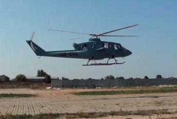 Ukrayna üretimi yüksek hızlı helikopter İran'da görücüye çıktı (video)