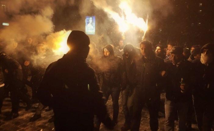 Kiev polisi açıkladı, dünkü olaylarda kaç Türk yaralandı