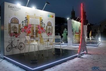 Selfie meraklıları Posta Meydanı'na, Avrupa ülkelerinin simgeleri ziyaretçileri bekliyor