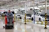 Ukrayna otomotiv pazarı yıla kötü başladı, otomobil üretimi yüzde 5 düştü