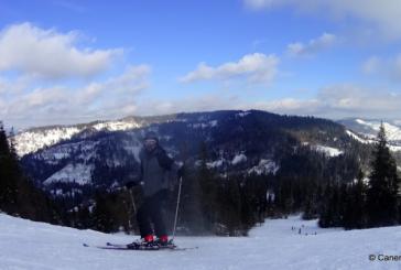 Şimdi tam zamanı, işte turistlerin gözde lokasyonu Slavske ve Play kayak tesisleri