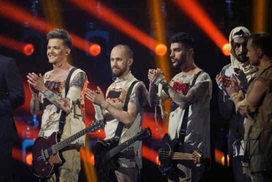 Ukrayna'nın Eurovision adayı belli oldu (Video)