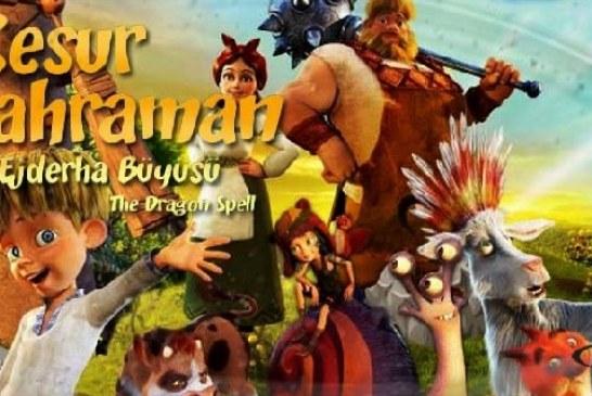 Günün haberi; Ukrayna yapımı animasyon filminden Türkiye'de göz kamaştıran gişe başarısı