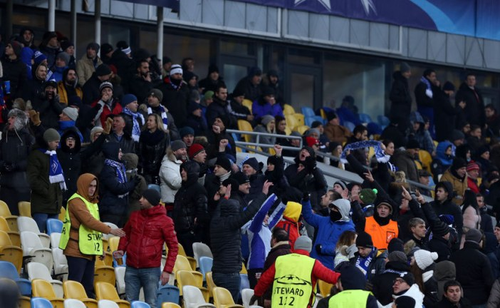 UEFA'dan Beşiktaş ve Dinamo Kiev'e para cezası