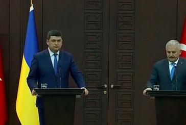 Україна і Туреччина підписали угоду про поїздки за ID-картками