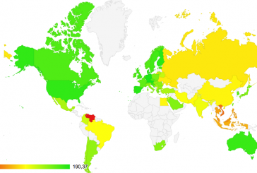 Yaşam kalitesi endeksi açıklandı; Türkiye, Ukrayna ve Rusya'nın önünde