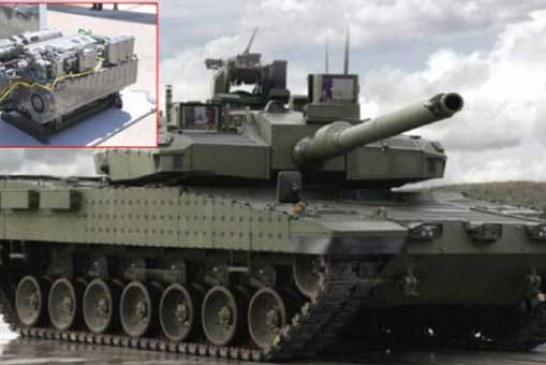 Milliyet'in iddiası 'Altay tankının motorunu Ukrayna yapacak'