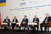 Türkiye-Ukrayna İş Forumu toplandı, 'iki ülke ekonomik ilişkilerinde yeni dönem başlıyor'