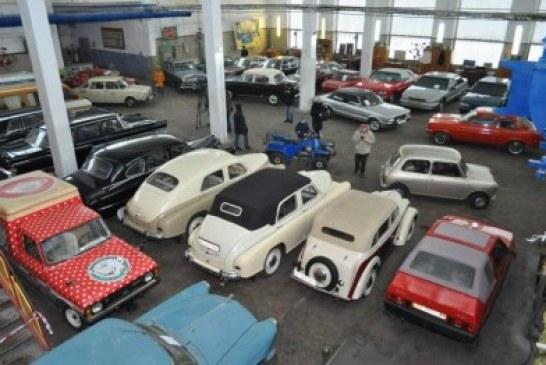 Bu etkinlik kaçmaz, Kiev Ulaştırma Müzesi kapılarını retro araçlara açıyor