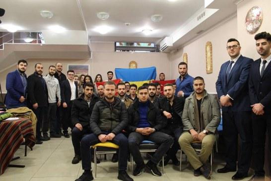 Odesa Öğrenci Derneği'nden 18 Mart Çanakkale Zaferi anma etkinliği