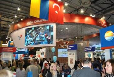 Turizm fuarı Kiev'de başladı, Türk turizmcisinin umudu Ukrayna