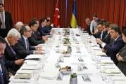 Ukrayna Başbakanı Groysman Türk işadamları ile buluştu