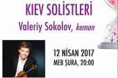 Ukraynalı sanatçılar Ankara Müzik Festivali'nde sahne alıyor