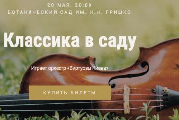 Bahar geldi, parklar şenlendi; Botanik Bahçesi'nde klasik müzik konseri
