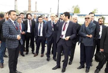 Lviv'de Türkiye Ukrayna İş Forumu başladı