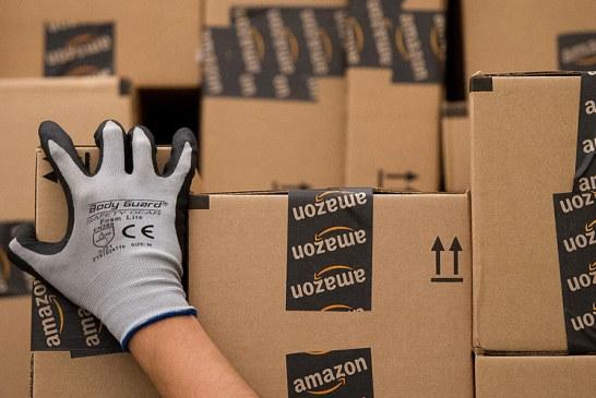 Ukrayna Posta İdaresi açıkladı, 'Amazon Ukrayna'ya geliyor'