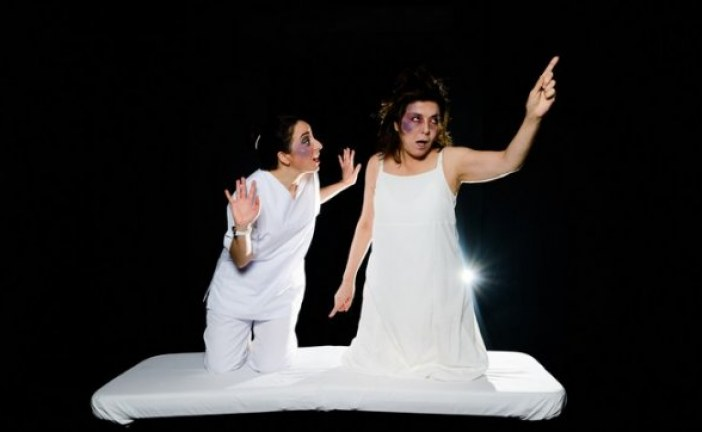 Türk tiyatro oyunu 'Kapılar' bu akşam Kherson'da sahne alıyor