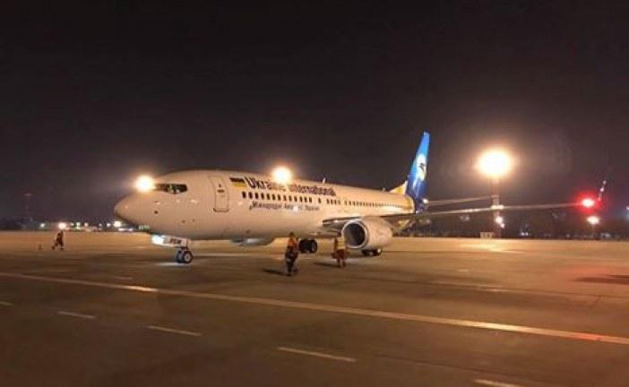 MAU filosunu güçlendiriyor, yeni Boeing 737-800 Boryspil'e indi
