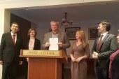 Türkiye'deki Ukraynalılar birleşiyor, Ukrayna Dernekleri Koordinasyon Konseyi törenle kuruldu