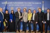 Hukuk alanında işbirliği adımları, Anadolu Üniversitesi Hukuk Fakültesi Dekanı Prof. Aydın Ukrayna'ya geldi
